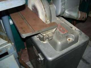 Powermatic Model 30 Belt/ Disc Sander