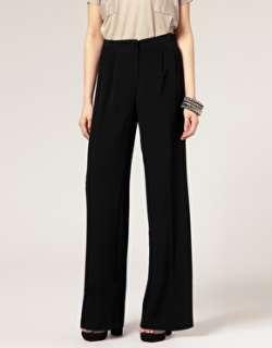 ASOS  ASOS Tailored Palazzo Suit Trousers at ASOS