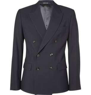 Maison Martin Margiela Slim Fit Double Breasted Blazer  MR PORTER