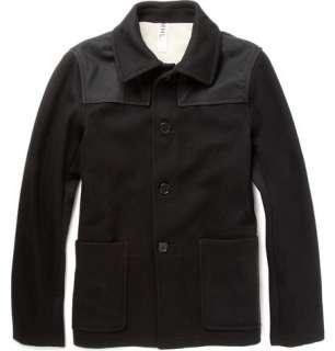 Coats and jackets  Winter coats  MHL Wool Blend Donkey Jacket