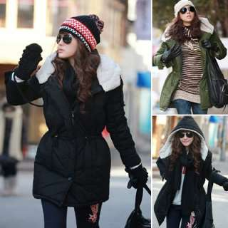 New Ladies Womens Fashion Hoodies Long Coat Jacket 3 Size K0031