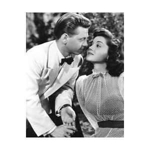 MICKEY ROONEY, ESTHER WILLIAMS