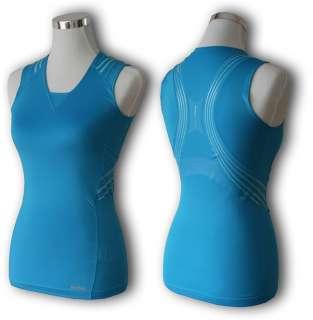 Reebok EasyTone Taped Damen Tank Top Shirt Sporttop Laufshirt fitness