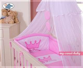 Baby stubenwagen xxl home holzfarbe weiss inklusive bettset