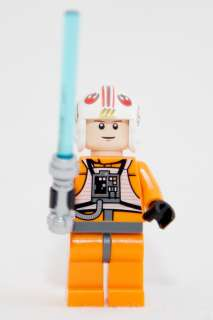 LEGO® STAR WARS™ Figur Luke Skywalker™ Pilot aus dem Set AT AT