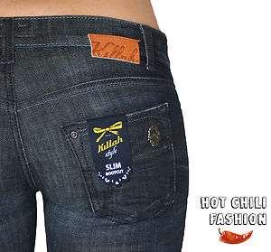 designer damen kurze jeans weste only z558 38 blau. Black Bedroom Furniture Sets. Home Design Ideas