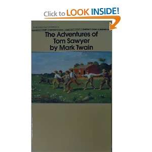Adventures of Tom Sawyer twain mark Books