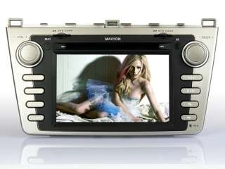Mazda6 Auto Radio NAVIGATION GPS DVD TV USB SD Mazda 6