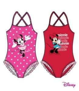 Disney Mickey Micky Maus Minnie Mouse Badeanzug Bikini