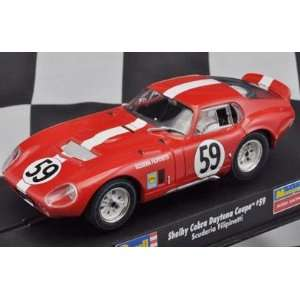 1/32 Monogram Analog Slot Cars   Shelby Cobra Daytona