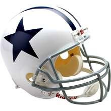 Riddell Dallas Cowboys Deluxe Replica Throwback Helmet 1960 1963