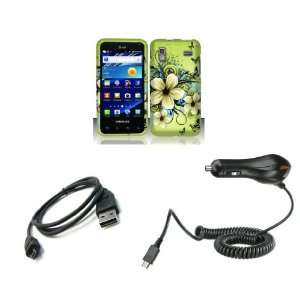 Samsung Captivate Glide (AT&T) Premium Combo Pack   Green