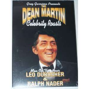 Ralph Nader: Dean Martin, Leo Durrocher, Ralph Nader, Greg Garrison