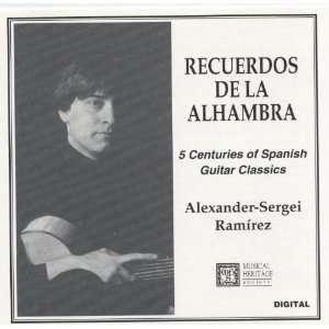 Recuerdos De La Alhambra [Domestic Release]: Alexander