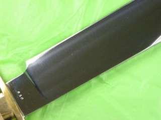 US VOORHIS Custom Made Huge Bowie Hunting Knife #810