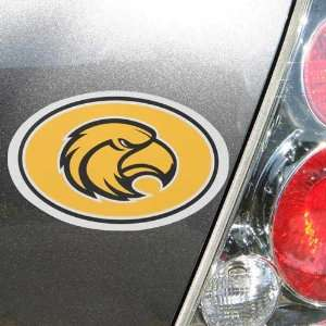 Southern Miss Golden Eagles Oval Magnet Automotive