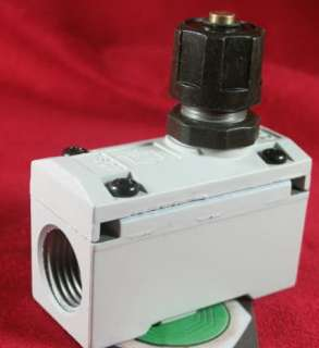 SC1 15 CKD Pneumatic Flow Speed Control Valve