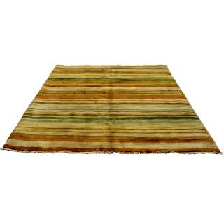 6ft x 9ft Drexel Artisan Indian Hand Knotted Wool Rug