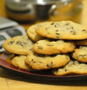 TOP SECRET DELICIOUS CHOCOLATE CHIP COOKIE DESSERT RECIPE PARTIES