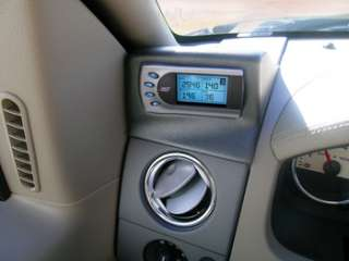 Edge Evolution Tuner 2007 Ford F150   Free Dash Mount