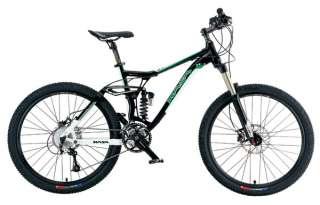 2012 HASA 30 Speed Dual Suspension Mountain Bike SLX 20
