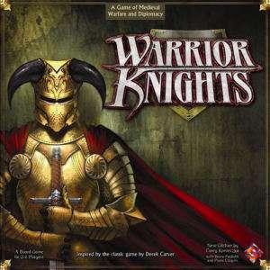 Warrior Knights Board Game FANTASY FLIGHT BRAND NEW