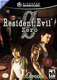 Resident Evil Zero Nintendo GameCube, 2002