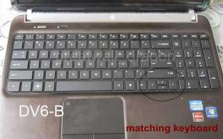 keyboard cover skin Protector FILM FOR HP PAVILION DV6 Series