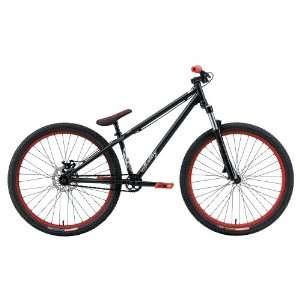 Eastern Bikes Dirtbike Fahrrad Mad Dog schwarz 2011  Sport