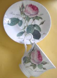 Roy Kirkham Redoule Roses Fine Bone China Cup & Saucer