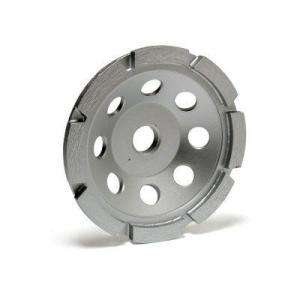 MK Diamond 4 in. 1 Row Cup Wheel with 7/8 in. Arbor MK  304CG 1 4 at