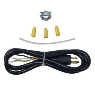 Whirlpool 3 Prong Dishwasher Power Cord Kit 4317824