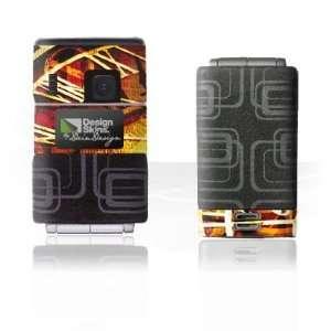 Design Skins für Nokia 7200   Classic Time Design Folie