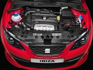 Chiptuning OBD Seat Ibiza 6J 1.4 Cupra 180PS auf 210PS