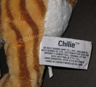 RUSS Berrie CHILIE 23454 Plush Lil Peepers CAT Stuffed Animal Toy
