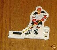 table top hockey irwin 1980s player white generic