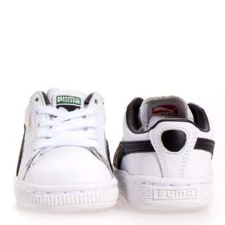 Puma Clyde Leather Leather Casual Boy/Girls Infant Baby Shoes