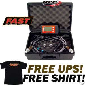 FAST DYNO CELL DUAL SENSOR WB AIR FUEL METER KIT 170602
