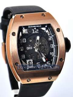 Richard Mille RM 010 1 in Rose Gold! Wow!