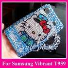 Hello Kitty Bling Case Cover Samsung Vibrant T959 sv
