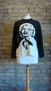 RICHARD GRAND Marilyn Monroe Cashmere Sweater US SZ LARGE