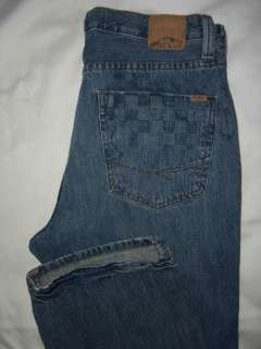 VANS Straight Leg Button Fly Mens Jean Size 30 X 30