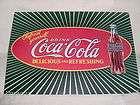 Vintage 1930s Drink Coca Cola Kay Display Soda Pop Bottle Cap 10
