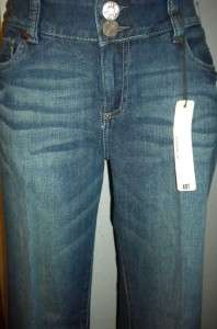 KUT FROM THE KLOTH MS SZ 10 ISABELE RELAXED BOOTCUT DENIM JEANS