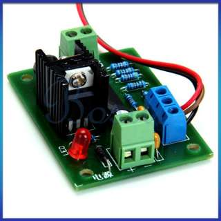 DC 12   24V 3.2A Motor Speed Control PWM Controller |