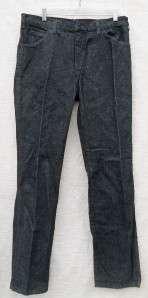 Regular FIT NWT Black Denim 34 X 32 WORK Jeans MENS
