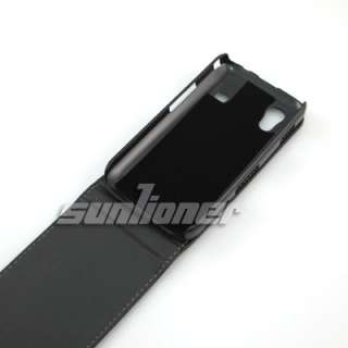 Leather Case Cover for Samsung Galaxy Ace S5830 +Film.b