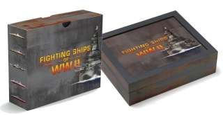 2007 Battleships World War II 5 x $1 Silver Proof Set
