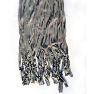Gray fashion jewelry Scarve wholesale lots long pashmina cotton Scarf