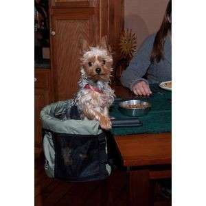 Pet Gear Clip On Dog High Chair Up to 10 lbs OCEAN BLUE